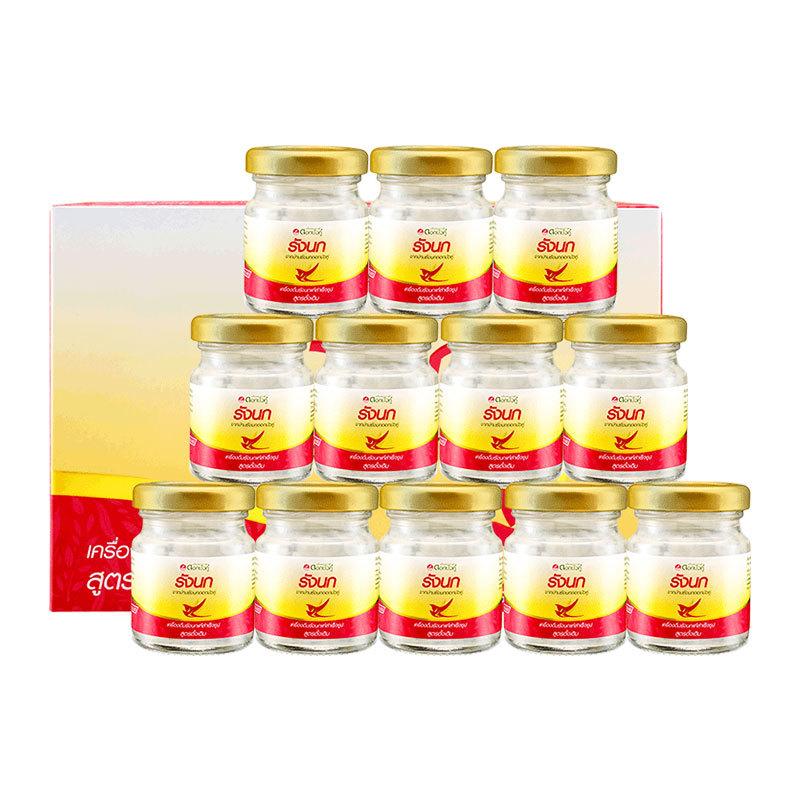 泰国进口双莲冰糖即食燕窝45ml*6*2组孕妇营养滋补品正品官方  券后128元