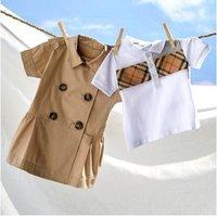 低至7.25折 衬衫、Polo 衫超多大码款 Burberry 儿童风衣、Polo 衫、衬衫等优惠