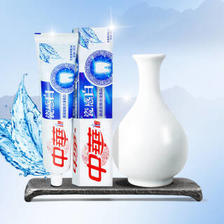 ZHONGHUA 中华 瓷感白 牙膏 冬青薄荷 140g *19件 107.1元(合5.64元/件)