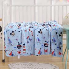 Disney 迪士尼 纯棉可水洗夏凉被 空调被 110*150cm 69元618返场价 正价798元