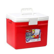 爱丽思IRIS 车用车载保温箱冷藏箱CL-15 15L 红/白 99元