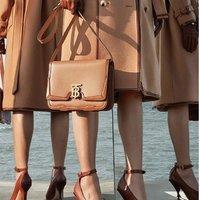 低至4折+双肩包¥5500+包税直邮中国 Burberry 服饰美包,TB老花链条包¥2400+