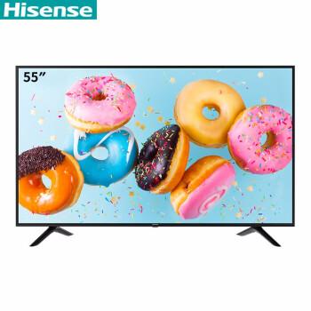 Hisense 海信 H55E3A-Y 55英寸 4K 液晶电视 1699元包邮