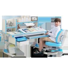 ¥1199 乐仙乐居 C90+W1 儿童实木升降学习桌+学习椅 套装