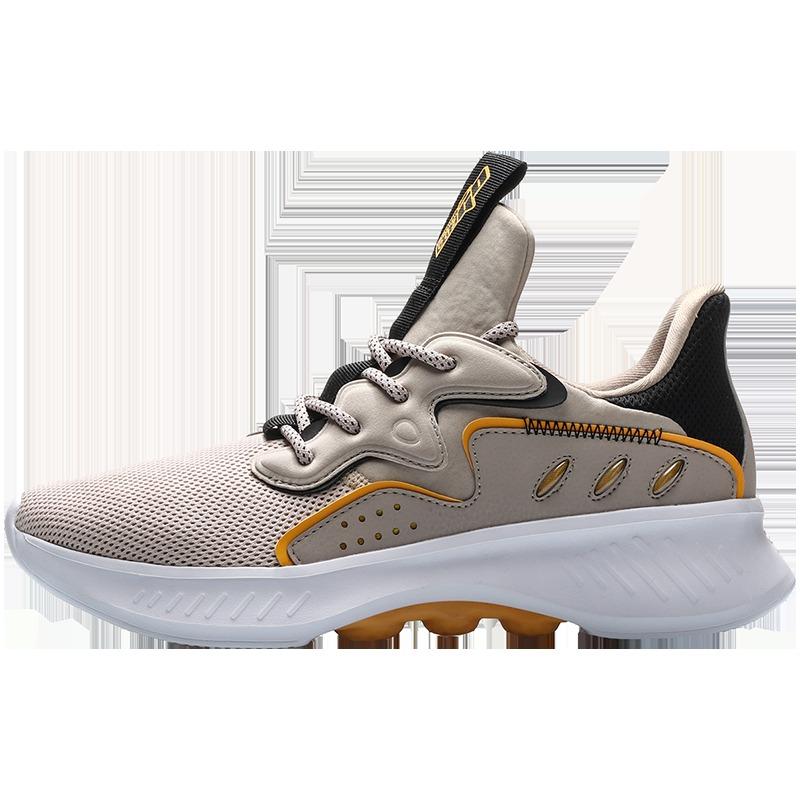 21日0点、双11预售: LI-NING 李宁 eazGO AREP009 男款跑鞋 178元包邮(需定金)