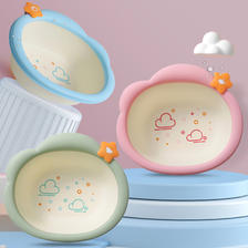 3个装 婴儿卡通洗脸洗pp洗脚 ¥14
