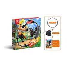 Nintendo 任天堂 Switch《健身环大冒险》体感游戏套装 日版 491.23元