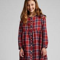 T恤$1.9起 白衬衫$14.9 Uniqlo 儿童商品特价区优惠 新上格子衬衫裙、女童制服