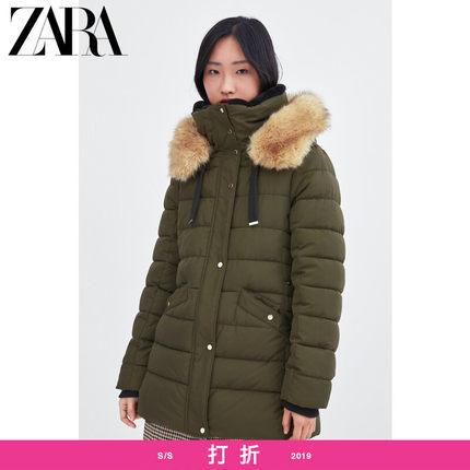 再降价: ZARA 04391202507 女士防水外套 199元包邮