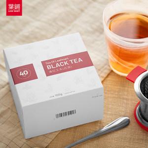 神价格 知乎好评的茶叶 叶铺 Leafmart 高端滇红茶 100g 64元 一堆赠品