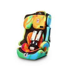 9日0点: Ganen 感恩 GE-阿瑞斯 儿童安全座椅 9个月-12岁539元包邮