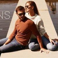 $75.20起 码全 Rue La La 精选 AG Jeans 男女式牛仔热卖