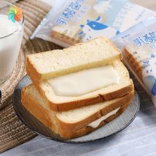 DayDayCook 日日煮 乳酸菌味酸奶吐司1000g 6.7折 ¥19.9