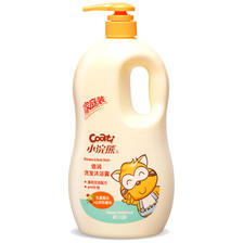 小浣熊 婴儿洗发沐浴二合一1.15L 券后¥24.8