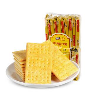 菲律宾进口 奇比乐 起司味苏打饼干 400g *8件 84.4元(合10.55元/件)