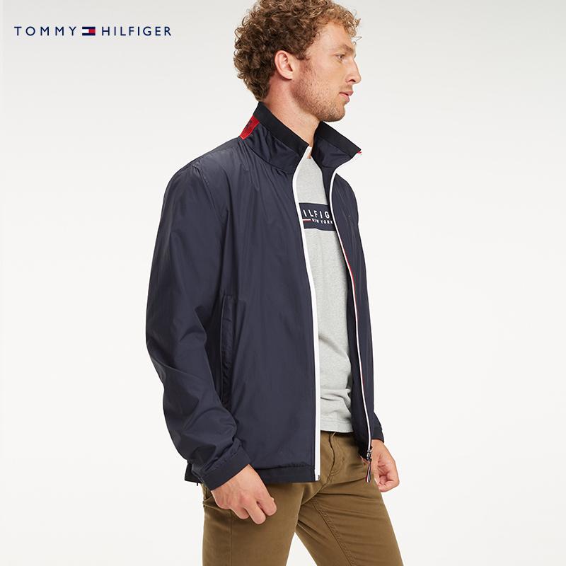 TOMMY HILFIGER男装2019春季夹克-MW0MW09864 1480元