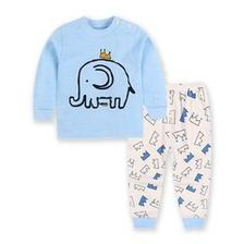 苏宁易购 口袋虎 儿童家居服睡衣套装 *2件 33.8元包邮(合16.9元/件)