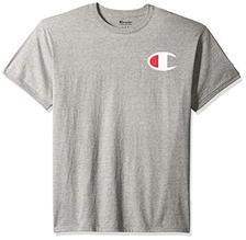 Champion Logo款男子运动T恤 $8.5(约59.81元)