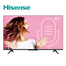¥2799包邮 海信HZ55E3D-PRO 55英寸4K高清智能声控网络平板液晶全面屏电视机