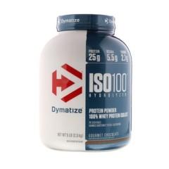 【1件0税免邮】Dymatize Nutrition ISO100水解 100%乳清分离蛋白 2.3kg