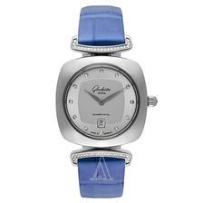折合10290元 Glashütte 格拉苏蒂 Pavonina 1-03-01-10-12-34 女士手表
