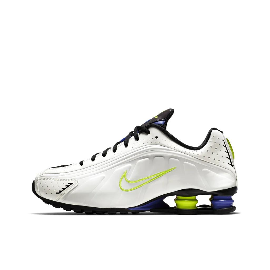 Nike Shox R4 White Flash 白绿荧光 实付到手1299元