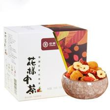 Chinatea 中茶 八宝茶 桂圆红枣茶 120g *36件 34.7元包邮(需用券) ¥35