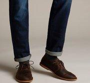 ¥240.64 19新款 Clarks 其乐 Baltimore Lace 男士复古真皮系带鞋 Prime到手263'