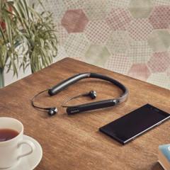 最高满减$40!Sony 索尼 WI-1000X/B 入耳式无线蓝牙运动耳机 黑色