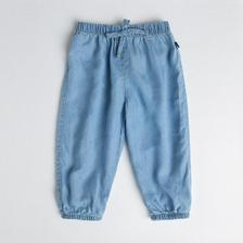 Oissie 奥伊西 儿童松紧腰长裤 *3件 89元包邮(合29.6元/件)