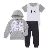 低至2折 Calvin Klein 儿童服饰促销