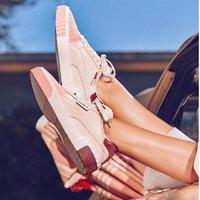 全码低至¥441 Puma 新款Cali Remix系列拼色女鞋 大表姐刘雯同款