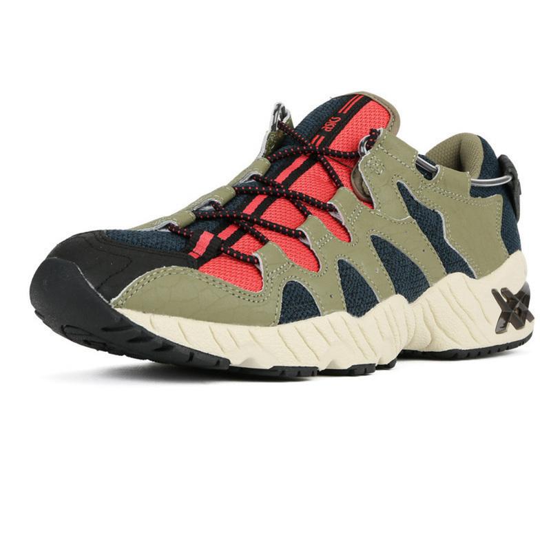 ASICSTIGER 男女款不规则撞色休闲运动鞋 GEL-MAI 1193A042 444.8元