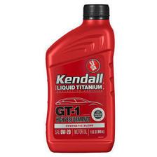 康度(Kendall)美国原装进口 HP高性能0W-20 合成机油 SN级 946ML *6件 198元(合33