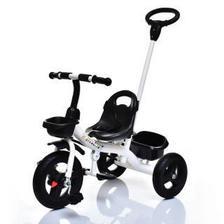 酷腾 儿童三轮车脚踏车小孩车子幼儿平衡滑步车自行车儿童车溜娃神器  券