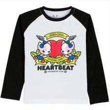BOSIDENG 波司登 儿童长袖卡通印花T恤 35元包邮 ¥35