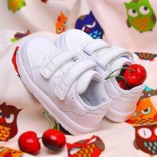 adidas ALTASPORT 婴童魔术贴小白鞋 189元包邮