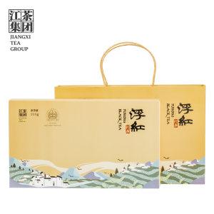 江茶集团旗下 浮红 景德镇浮梁特级浓香红茶 200g 礼盒装 29元包邮 试喝不满意可退货