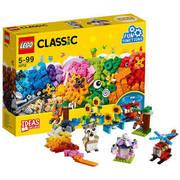 乐高(LEGO) Classic 经典系列 10712 齿轮创意拼砌盒 *3件 407元(合135.67元/件)'