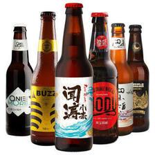 BUZZ 蜂狂 国产精酿小麦啤酒 6种口味 6瓶 *2件 113.6元(合56.8元/件)