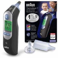 限时秒杀¥316 Braun ThermoScan 7 耳温计 IRT6520B