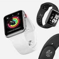 $189 超值运动追踪入门选择 Apple Watch 第3代 GPS运动版, 双色可选 38mm款