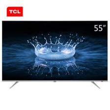 18日0点: TCL 55A860U 55英寸 4K 液晶电视 2199元包邮
