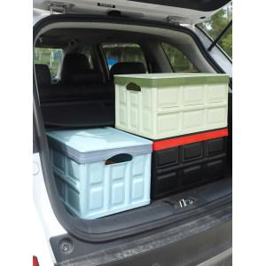 车家两用可折叠储物箱 55L 39元包邮 平常59元