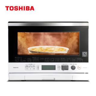 东芝(TOSHIBA) ER-SD80CNW 微蒸烤一体机 26L 3199元