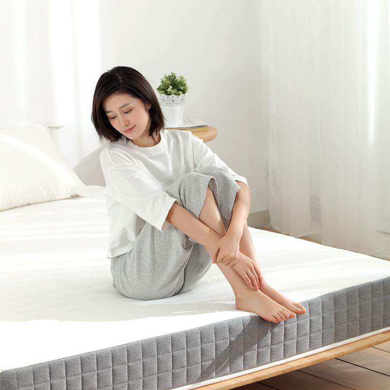¥1349 8H MH2 成人健康护脊黄麻床垫(连锁弹簧版)150*190cm