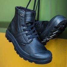 天猫 PALLADIUM 帕拉丁 05980 真皮工装靴 可低至343元包邮
