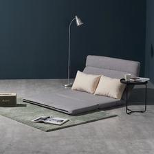21点开始: KUKa 顾家家居 可折叠沙发床 2m 888元包邮