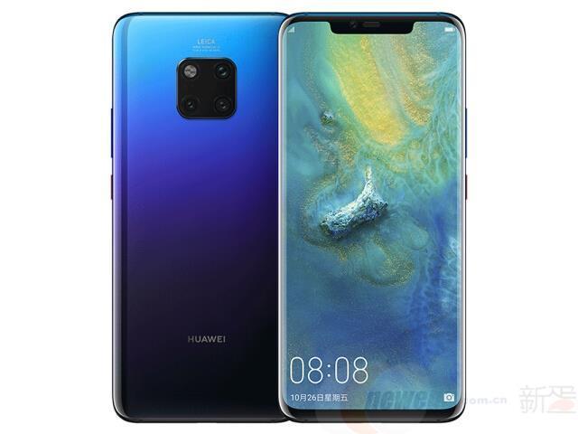 HUAWEI 华为 Mate 20 Pro 智能手机 极光色 6GB 128GB 3769元包邮(双重优惠)