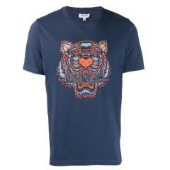 KENZO tiger T-shirt 男士T恤衫